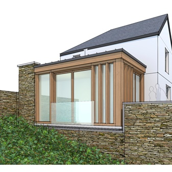 Residential Extension: Llantrisant Village
